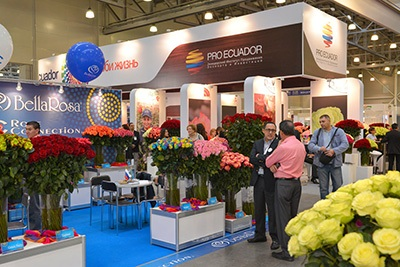 Flowers Expo 2018 is ready to welcome everybody!