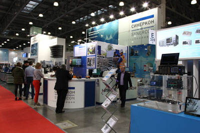 The latest developments in the field of testing and measuring equipment at the anniversary Testing&Control exhibition