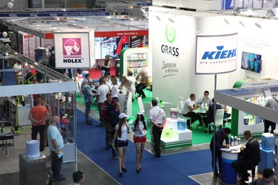 Exhibitors of InterAuto 2017 exhibition