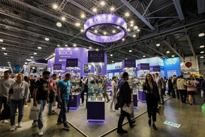 The 45th Moscow International Dental Forum & Exhibition DENTAL SALON 2019 began its work in Crocus Expo in Moscow.