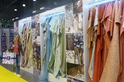 Leading business platform in the industry of professional textile