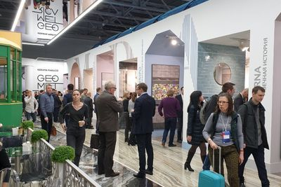 BATIMAT RUSSIA and Global Design have been opened in Crocus Expo