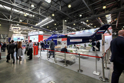 HeliRussia 2019 – one of the major events in helicopter industry