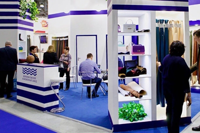 International B2B exhibition MOS SHOES - in Crocus Expo
