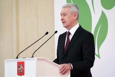 Moscow Mayor Sergei Sobyanin opened the Moscow Health Assembly