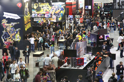Tickets sale to Igromir and Comic Con Russia has started