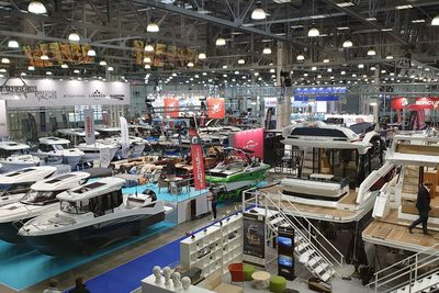 Moscow Boat Show 2020 has been opened!
