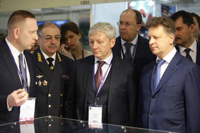 The Head of the Ministry for Transport participated in the NAIS 2018 opening ceremony