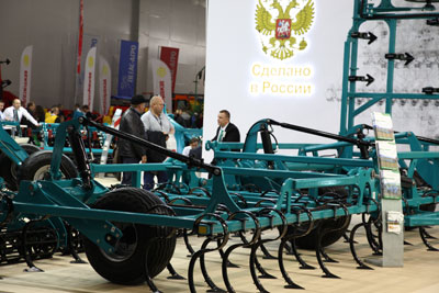 Russian Expert Centre will support national producers at AGROSALON 2018