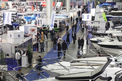 Moscow Boat Show 2019 dates
