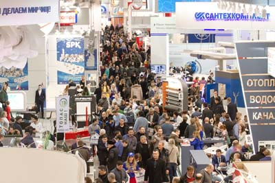 Aquatherm Moscow 2018, the largest HVAC & Pool event in Russia and CIS, will be held in Crocus Expo