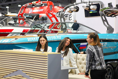 List of Moscow Boat Show 2020 exhibitors has been posted