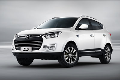 JAC will bring to Russia new crossovers