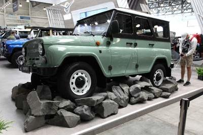 UAZ HUNTER special anniversary edition