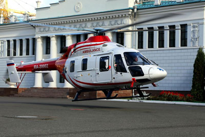 The future of sanitary aviation will be discussed at HeliRussia