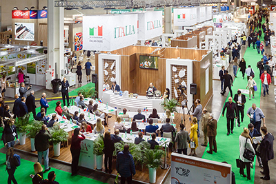 WorldFood Moscow will incorporate the leading suppliers and producers of food and drink products