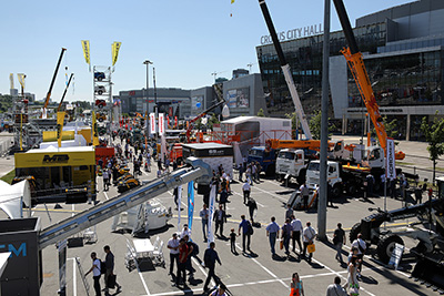 New dates of Bauma CTT RUSSIA have been announced