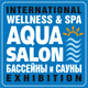 AQUA-SALON. WELLNESS & SPA. POOLS AND SAUNA