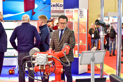 Securika exhibition will be for the first time held in Crocus Expo