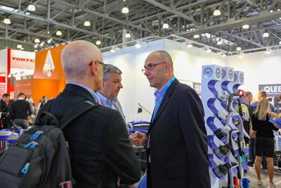 CleanExpoMoscow | PULIRE, the largest exhibition of the cleaning industry in Russia, has been opened in Crocus Expo