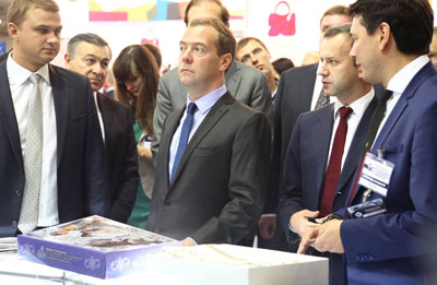 Plans of import substitution will be discussed at the governmental level