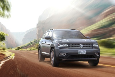 Premieres from Volkswagen at the Moscow International Automobile Salon