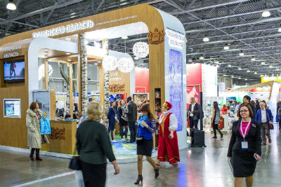 Intourmarket travel fair has been opened in Crocus Expo