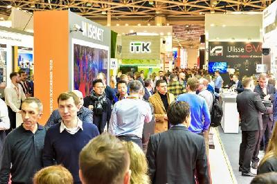 Who should visit  Securika Moscow 2020 in April?