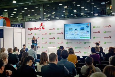 Ingredients Russia will start its work tomorrow in Crocus Expo