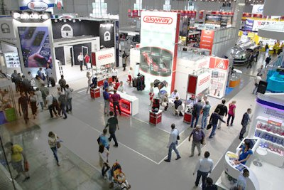 InterAuto 2018' list of exhibitors